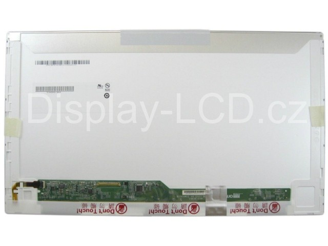 Packard Bell TJ65 display